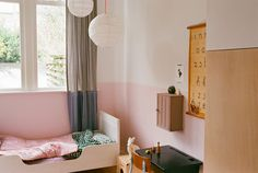 Two Tone Kids' and Nursery Rooms - by Kids Interiors