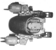 ED-209 (top) - Robocop/\rchive