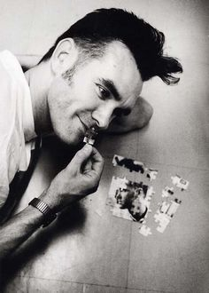 Morrissey/The Smiths - this man's voice is so soothing, it's like a lullaby.