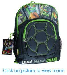 Teenage Mutant Ninja Turtles School Sized Backpack #Teenage #Mutant #Ninja #Turtles #School #Sized #Backpack