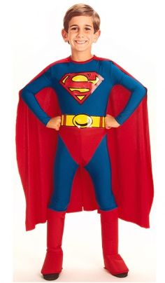 fc4de4198ed7bc Deguisement Superman™ Déguisement Superman, Deguisement Enfant, Achat,  Enfants, Costume De Superman