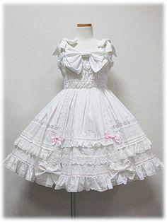 angelic pretty パステルフェアリージャンパースカート