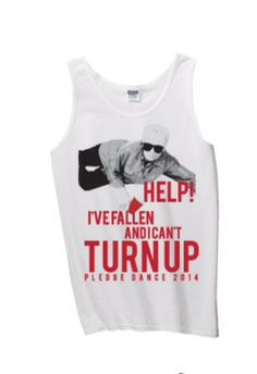 """Help I've fallen and I can't turn up"" Senior Citizen pub crawl shirts?!?! Hahahahaha @jedombrosky @allisonh6893"