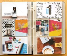 2015 Project Life: Week Ten with the Messy Box