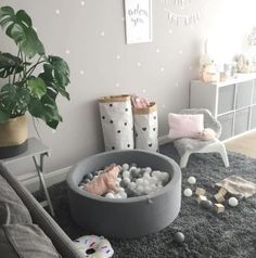 Mädchen-Zimmer