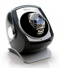 Now in stock  Versa Automatic Single Watch Winder with Sliding Cover