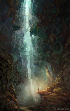 Chasm Duty (Stormlight Archive Series) by Lyraina.deviantart.com on @DeviantArt