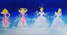 Bibbidi-Bobbidi-Boo 🌌✨👗 Been wanting to do this animation scene for so long but never thought I had the skill to do it 😊 I'm incredibly… Cinderella Disney Animated Movies, Believe In Magic, Disney Animation, Cinderella, Disney Characters, Fictional Characters, Scene, Thoughts, Disney Princess
