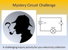 FREE: A challenging circuit inquiry activity. Students need to draw a simple circuit based on 7 clues. I.e., If light bulb 1 is unscrewed, bulb 2, 3 and 4 stay on, etc. Includes an answer key. Great addition to any electricity unit as it can be used to teach circuit diagrams as well as review at the end of a unit. Can be used in any grade level that teaches electricity.