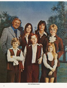 The Partridge Family, 1973.