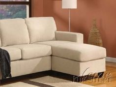 Shop Vogue Reversible Chaise Sectional By Acme with great price, The Classy Home Furniture has the best selection of to choose from Living Room Furniture, Home Furniture, Furniture Sets, Beige Sectional, Modern Couch, Colorful Pillows, Humble Abode, Home Projects, Home Kitchens