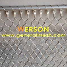 stainless steel webnet aviary,SS Stadium Wire Mesh, X-TEND flexible stainless steel cable mesh for handrail infill,stainless steel flexible cable mesh,X-TEND flexible stainless steel mesh for architectural and design,stainless steel  ferrule type of rope mesh----Hebei general metal netting Co.,ltd ---   factory. Email : sales@generalmesh.com Skype:jennis01 Wechat: 13722823064 Whatsapp:+8613722823064 Viber : +8613722823064
