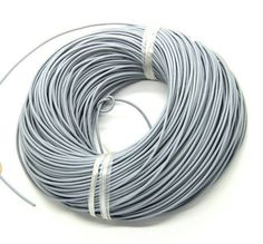 10Meters Dia 2mm 100% Genuine Round Leather Cord Jewelry Cords DIY Accessories for Necklace Bracelet Jewelry Material Supplies