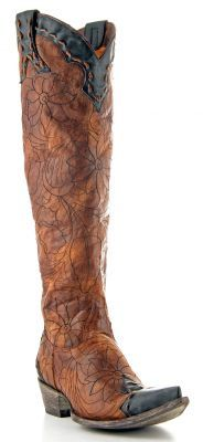 .Rebeca boots by Old Gringo are a good match for most any outfit. We've found that these Old Gringo boots are designed for womens fashion with characteristic Old Gringo flair. Old Gringo boots #FL667-1 ~ Not a big Cowboy Boot person, but these are pretty nice