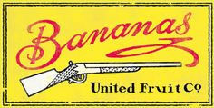 Bananas: How the United Fruit Company Shaped the World - Peter Chapman - Book Review - The New York Times
