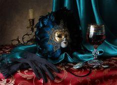 Елена Татульян Water House, Still Life Art, Kandinsky, Fashion Sketches, Masquerade, Photo Art, Painting, Photos, Wine Cellars