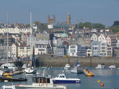 Guernsey Day 2 – Bluebells, Sunset and Herm Island | Baldhiker -
