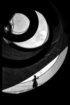 Metropolis: Bauhaus-inspired urban photography – in pictures - Metropolis: Bauhaus-inspired urban photography – in pictures -Alan Schaller - Landscape Photography Tips, Urban Photography, Abstract Photography, Photography Ideas, Artistic Photography, Photography Courses, Photography Business, Landscape Photos, Grunge Photography