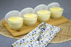 Vanilla Pudding, Sorta / @DJ Foodie / DJFoodie.com