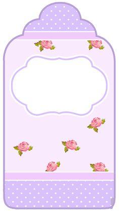 <center>shabby chic lilás & rosa</center> | Montando minha festa