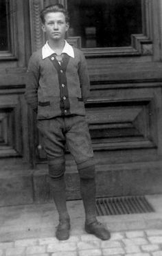 German boy (1920s) | Flickr - Photo Sharing!