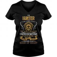 Make this funny name shirt Im Hunter as a great for you or someone who named Hunter