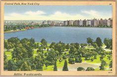 vintage central park - Google Search