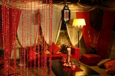 Elody Events: Party Planning: Arabian Nights