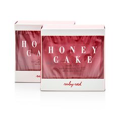 Find the Ruby Red Honey Cake Set on Shiseido.com. Exclusively from Japan, these lightly scented, translucent soaps in a jewel-like red color are enriched with honey for exquisite moisture.