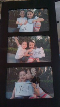 valentines day, his birthday or fathers' day! gift for dad photo triage Holiday Fun, Holiday Crafts, Christmas Gifts, Daddy Day, Grandparent Gifts, Grandparents Day Gifts, Fathers Day Crafts, Daddy Gifts, Mother And Father