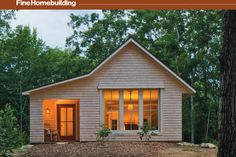 Time to Build - Six Key Elements for a Super Efficient House