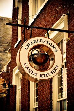 Charleston's Candy Kitchen | 32 North Market Street