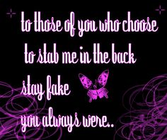 quotes about people who stab you in the back | stab me in the back