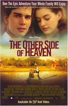 The Other Side of Heaven posters for sale online. Buy The Other Side of Heaven movie posters from Movie Poster Shop. We're your movie poster source for new releases and vintage movie posters. Streaming Movies, Hd Movies, Disney Movies, Movies To Watch, Movies Online, Children's Films, Christian Films, Movies Worth Watching, Hallmark Movies