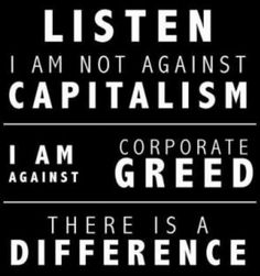 A corporation is not a person.  Why are corporations allowed to set lobbyists loose on our government?