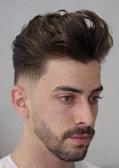 20 Beautiful Hairstyles Trends for mens 2018