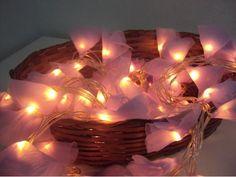 Luminárias Luzes de Fadas - 100 Lâmpadas - 110V ou 220V - R$90.00