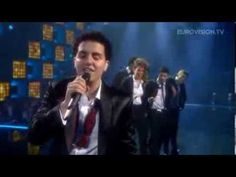 Basim - Cliché Love Song (Denmark) All 38 songs available on the official album http://www.amazon.co.uk/Eurovision-Song-Contest-2014-Copenhagen/dp/B00IU5ACXW/ref=sr_1_1?s=music&ie=UTF8&qid=1396611653&sr=1-1&keywords=eurovision+2014