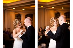 First Dance at a 2011 wedding at Stage Neck Inn. Photo by @joyellewest