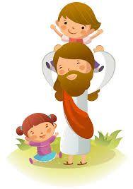 jesus y los niños dibujos - Buscar con Google