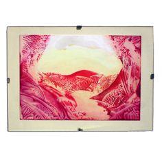 Červená hora Painting & Drawing, Tapestry, Paintings, Drawings, Home Decor, Hanging Tapestry, Tapestries, Decoration Home, Paint