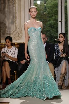 House Manderly - Georges Hobeika Haute Couture f/w 2012-13