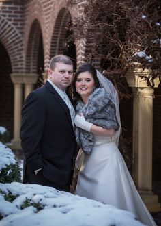 "Thursday, March 9, 2017 To date, the winter of 2017 has been coined the ""winter that wasn't"" here in Kentucky. So, Brian and I were blessed beyond measure to have snow and freezing (5 degrees) temps on our wedding day in early January. I had always wanted a winter wedding. It was such a special …"