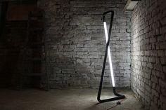 Flank lamp on Behance