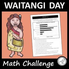 Integrate maths with your learning about the Treaty of Waitangi with this fun challenge for your students. Great for new learning or revision of previous learning. THE CHALLENGE:There are 10 graphs, each with 10 questions (so a total of 100 questions). School Resources, Classroom Resources, Math Classroom, Maths, Line Graphs, Bar Graphs, Student Learning, Teaching Kids, 100 Questions