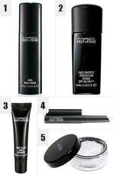 Mac cosmetics - primers