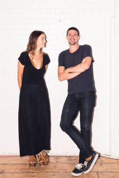 Simon Miller's Creative Directors Talk Denim | coveteur.com