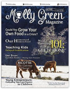 Molly Green Magazine - Read Online