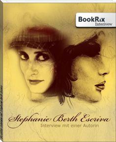 BookRix Interviews: BookRix-Interview mit Stephanie Berth Escriva