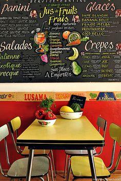 Casinha colorida: Rapidinha: a fantástica revista Maison Creative